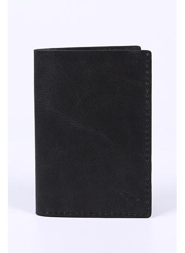 Krähe Pasaportluk Siyah